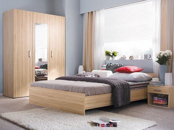 Спальня Либера